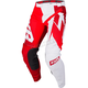 Maroon/Red Fade/White Clutch Podium MX Pants