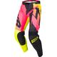 Hi-Vis/Coral Fade/Black Clutch Podium MX Pants