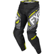 Black/Charcoal/Hi-Vis/LT Gray Clutch Off-Road Pants