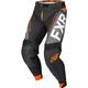 Black/Charcoal/LT Gray/Orange Helium Off-Road Pants
