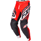 Red/Black/White Revo MX Pants