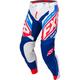 White/Navy/Red/Blue Revo MX Pants
