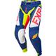 Navy/LT Gray/Red/Hi-Vis Helium LE MX Pants