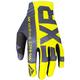 Hi-Vis/Black Slip-On Lite MX Gloves