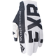 White/Black Slip-On Air MX Gloves