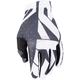 Black/White Slip-On Air MX Gloves