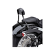 Black 11 in. Detachable Mini Backrest - 602-2027B