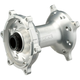 Silver Rear MX1 Hub - 0213-0707