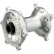 Silver Rear MX1 Hub - 0213-0717