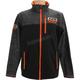 Black/Orange Elevation Tech Zip Up