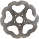 Solid-Mount Front Wave Brake Rotor - DF679W