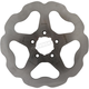 Solid-Mount Front Wave Brake Rotor - DF680W