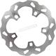 Semi-Floating Front Wave Brake Rotor For H-D Enforcer Wheel - DF838WX