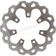 Semi-Floating Front Wave Brake Rotor For H-D Chisel & Slicer Wheel - DF932W