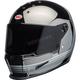 Black/Chrome Eliminator Spectrum Helmet