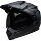 Matte Black Camo MX-9 Adventure MIPS Stealth Helmet