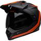 Matte Black/Fluorescent Orange MX-9 Adventure MIPS Switchback Helmet