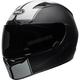 Matte Black/White Qualifier DLX Mips Rally Helmet