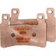 Front Sintered Ceramic Brake Pads - FD219G1370