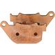 Rear Sintered Ceramic Brake Pads - FD340G1370