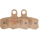 Front Sintered Ceramic Brake Pads - FD405G1370