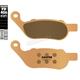 Rear Sintered Ceramic Brake Pads - FD406G1371