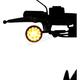 Bullet Style ProBeam LED Turn Signal Inserts - PB-A-1157