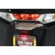 Smoke Chrome License Cover Trim - 52-827SK