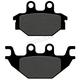 Semi-Metallic Rear Brake Pads - FD336G1054