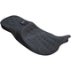 Airhawk Weekday 2-Up XL Double Diamond Stitch Seat w/o Backrest Receptacle - 21-420DIAAIR