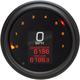 4.5 in. Black MLX-2011 Series Speedometer - MLX-2011-K