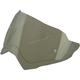 Gold Mirror Anti-Scratch Shield w/Pinlock Pins - 0130-0831