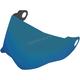 Blue Mirror Anti-Scratch Shield for the FX-111 Helmet - 0130-0838