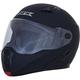 Matte Black FX-111 Helmet