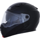 Gloss Black FX-111 Helmet