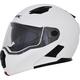 Pearl White FX-111 Helmet