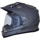 Frost Gray  FX-39 Dual Sport Series 2 Helmet
