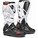Black/White Crossfire 3 SRS Boots