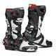 White/Black Rex Air Boots
