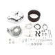 Chrome Tear Drop Air Cleaner - 170-0306C