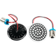 Red 1156 2 in. Wide View Turn Signal Inserts w/Single Circuit - AC1156AR
