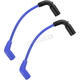 Blue 8mm Custom Plug Wire Set - 171099-B