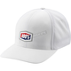 White Contact Flexfit Hat