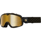 Barstow Classic Roland Sands Goggles w/Gold Mirror Lens  - 50002-299-02