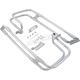 Chrome Saddlebag Guard Rails - 3501-1245