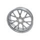 Chrome Rear Procross 17x6.25 Forged Billet Wheel - 10102-201