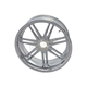 Chrome 7 Valve Front 17 x 6.25 in.  Forged Billet Wheel - 10302-201