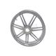 Chrome 7 Valve 18x3.50 in. Rear Forged Billet Wheel  - 10302-202