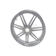 Chrome 7 Valve 21x3.50 in. Rear Forged Billet Wheel  - 10302-204