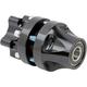 Black Front Cartridge Hub - 17-6062-B